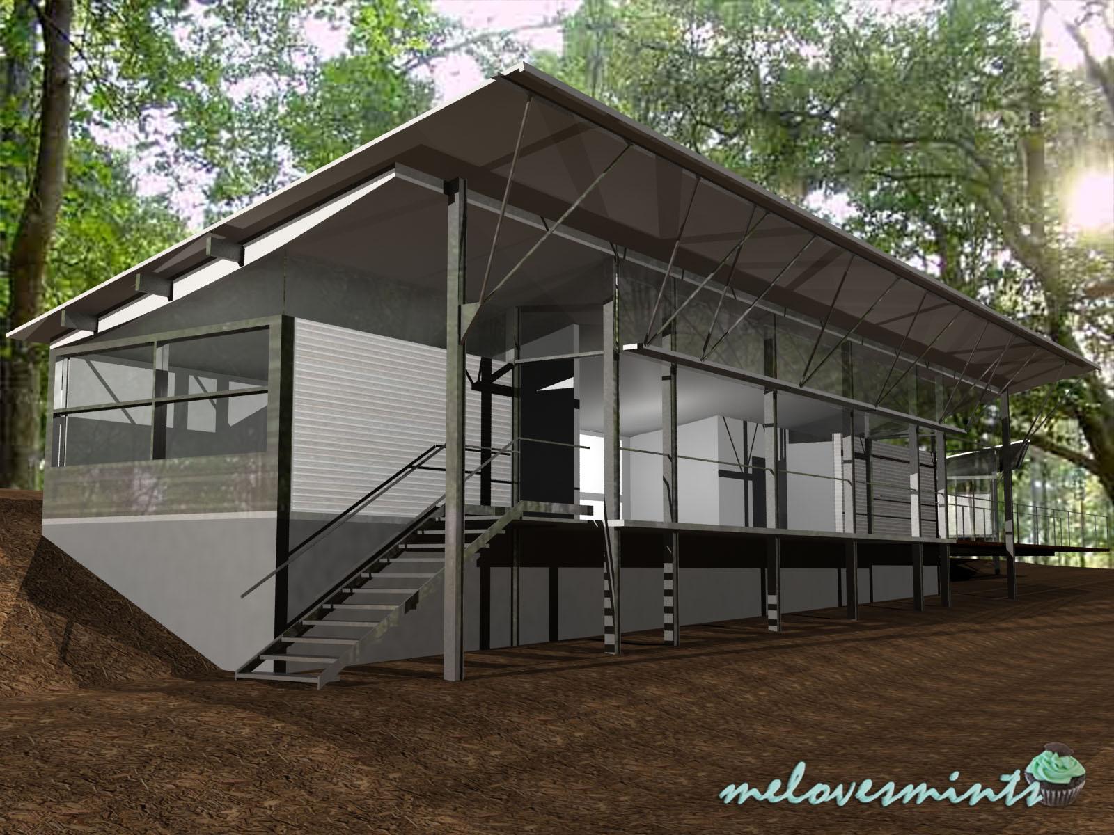 simpson lee house attempt melovesmints. Black Bedroom Furniture Sets. Home Design Ideas